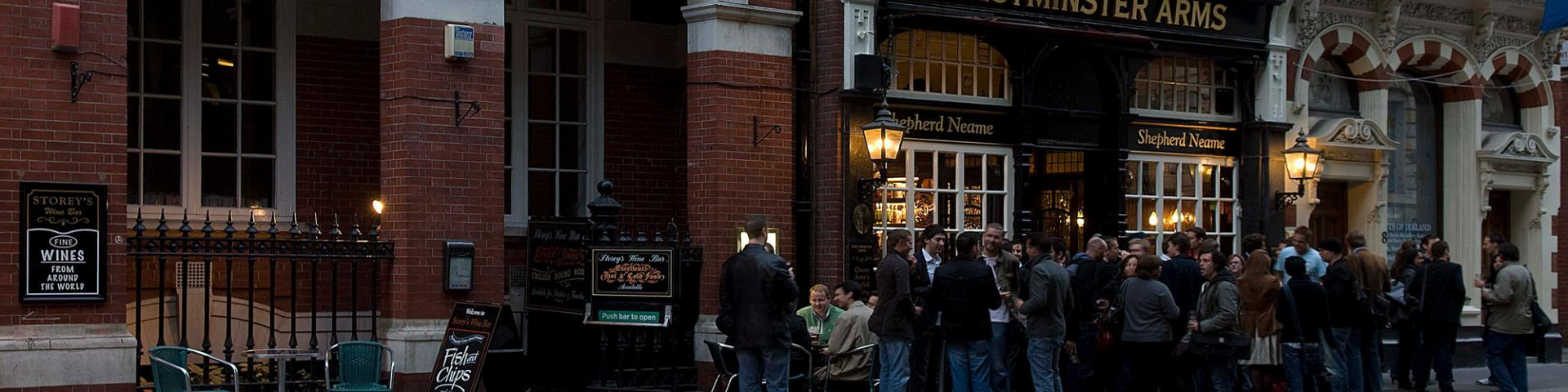 Westminster Arms, London